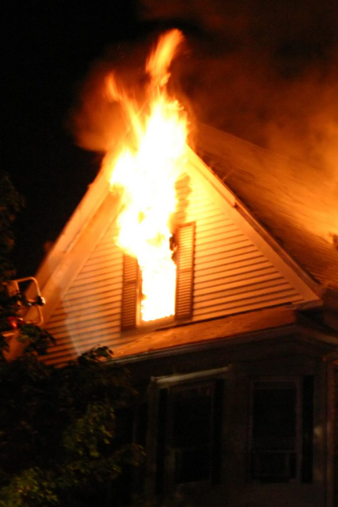 House Fire Insurance Adjusters