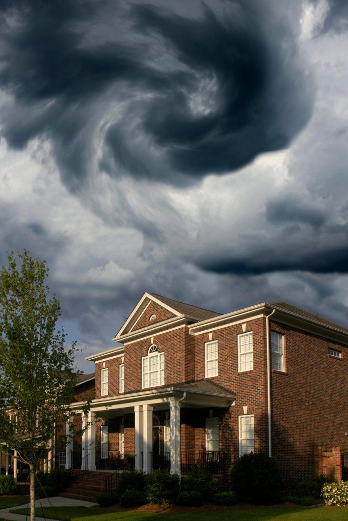 Tornado Damage Insurance Adjuster